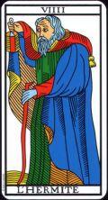 IX Отшельник