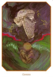 Genesis Вавилонское таро