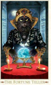 Барочные Коты Гадалка