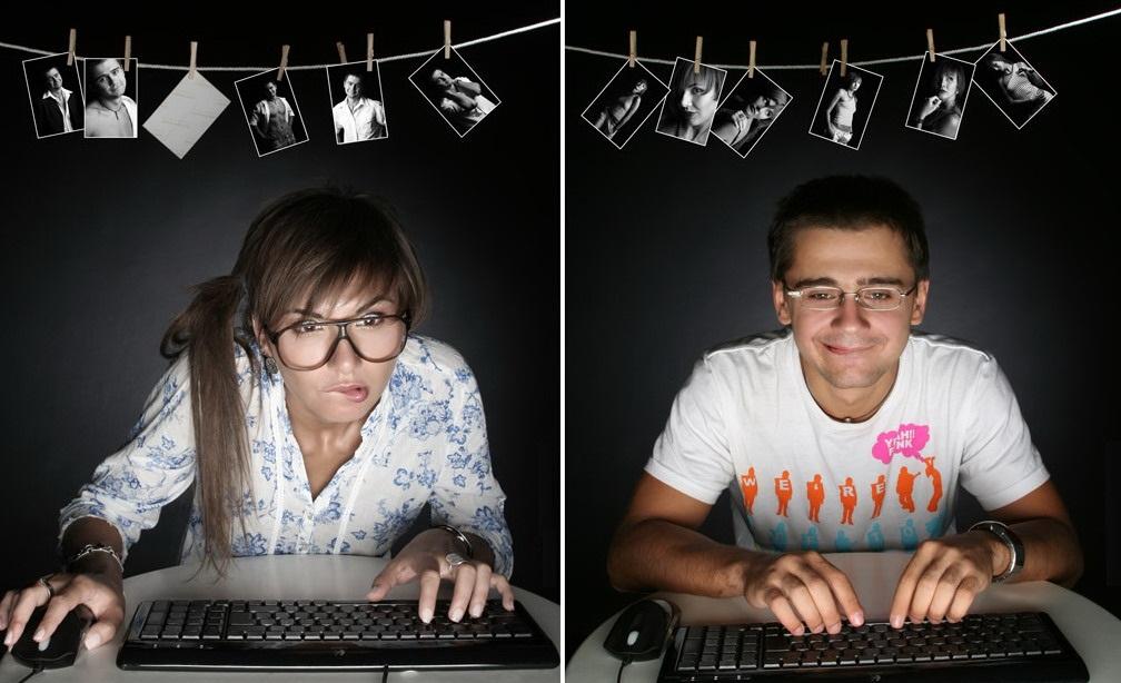 гадать на Виртуальные отношения