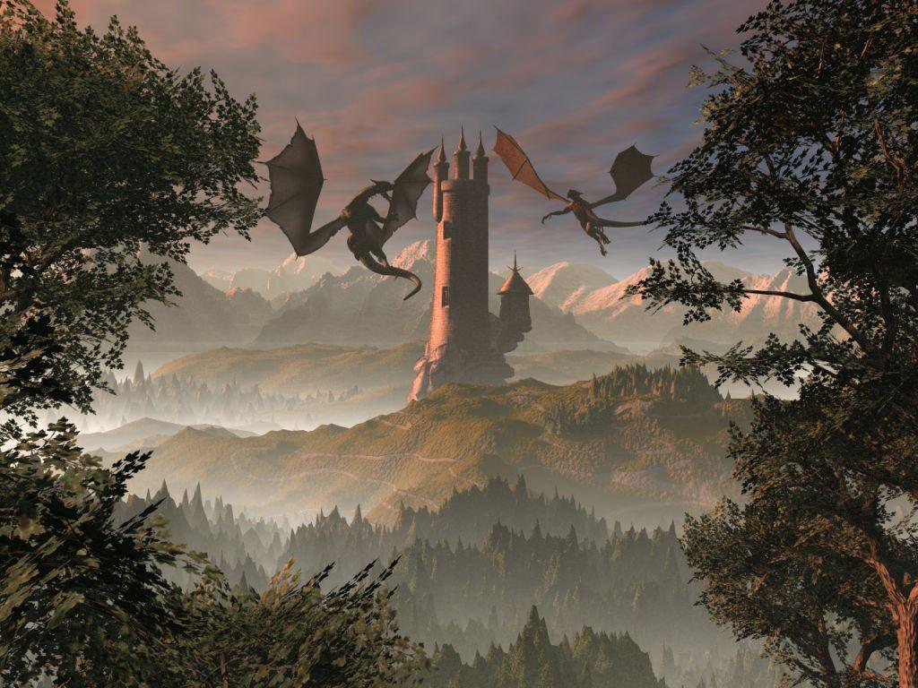 Бесплатный онлайн расклад Башня